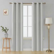 Thermal Insulated Blackout Curtains Living Bedroom Thic Window Curtain Treatment