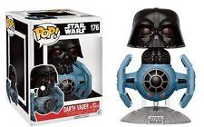 Funko POP Vinyl - Star Wars - Darth Vader with Tie Fighter Exclusive Damaged Box