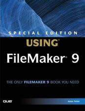 Special Edition Using FileMaker 9 (Special Edition Using)-ExLibrary