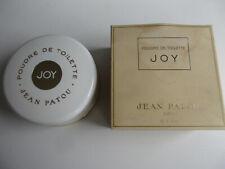 Jean patou Joy 180g Parfümiertes Puder Poudre de Toilette ! Rarität!