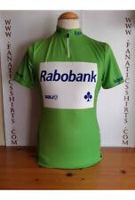 Maillot Ciclismo TEAM RABOBANK Regularidad Verde Agu Maglia Cycling