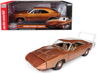 Dodge Charger Daytona 1969 Hard Top, Scale 1:18 by Auto World