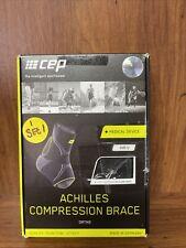 CEP Achilles Compression Brace SIZE V UNISEX BLK/GRN