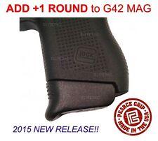 Pearce Grip PG-42+1 Glock 42 Magazine Grip Plus 1-Round Extension PG42+1 NEW