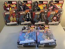 Marvel Legends Epic Heroes Complete Set Sealed & Rare Mint W/ US Agent
