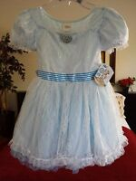 Disney Oz the Great and Powerful China Girl Costume Dress Size 4 New Free Ship