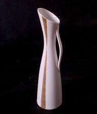 """50s porcellana Hutschenreuther VASO H. anni ottanta Mid Century PORCELAIN """"NEW LOOK"""""""