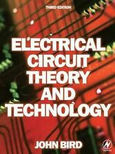 Electrical Circuit Theory and Technology, Third Edition (Electrical-ExLibrary