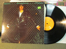 colin blunstone planes the zombies uk lp '76 w/lyric rare!! oop vinyl solo