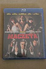 Maczeta Blu-ray  POLISH RELEASE (English subtitles)