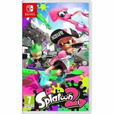 Splatoon 2 Nintendo Switch UK Game