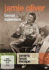 Jamie Oliver - Genial italienisch: Jamie's Great Italian ... | DVD | Zustand gut