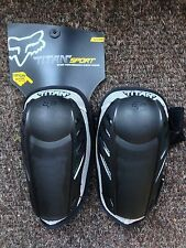 FOX RACING TITAN SPORT YOUTH BOYS MX BMX MTB  ELBOW GUARDS PROTECTION **SALE**