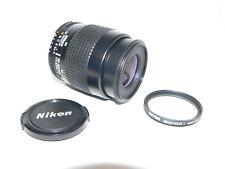Nikon AF Nikkor 1:4-5.6 D, 35-80mm Nikon Autofocus Zoom Lens~Excellent Condition