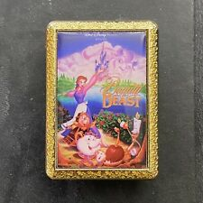 Beauty and the Beast Belle Disney Store ShopDisney Mystery Movie Poster Pin
