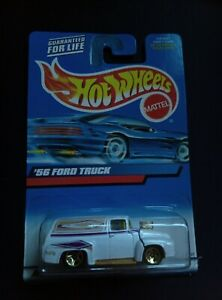 2000 Hot Wheels '56 FORD TRUCK Gold 5 Spoke Wheels #171
