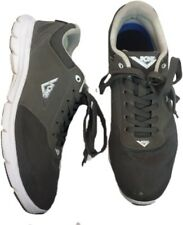Pony Mens 13 Sneaker Shoes Athletic Lightweight Gray White 41042004G Walking