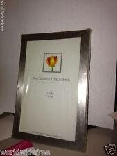 Dennis Daniels Silver Plate Frame 4x6