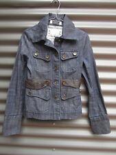 Kookai Girls Denim Jacket Size 36