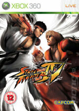 Street Fighter IV (Xbox 360) VideoGames