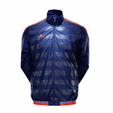 Abrigos y chaquetas de hombre adidas color principal azul