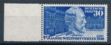 Postfrische Briefmarken aus der BRD (1948-1954) mit Post- & Kommunikations-Motiv