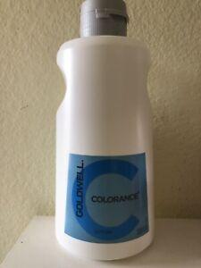 Goldwell Colorance Lotion Developer 33.8 oz New!