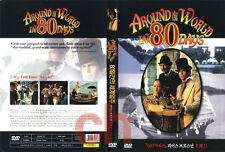 Around The World In 80 Days (1989) - Buzz Kulik, Pierce Brosnan  DVD NEW