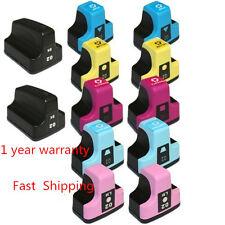12 PK INK FOR HP02 02 PHOTOSMART C6180 C6280 C7180 C7250 C7280 C8180 D7100 D7160