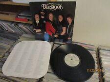 "Blackfoot ""Siogo"" analog Lp Ken Hensley Uriah Heep vg+/ex lyric inner*"