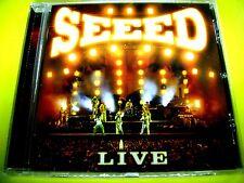 SEEED - LIVE + AUFSTEHN - DICKES B - DING && | OVP | Hip Hop CD Shop 111austria