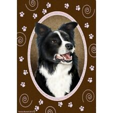 Paws Garden Flag - Border Collie 170301