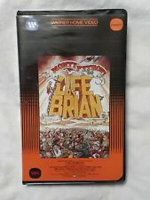 Monty Python's Life Of Brian 1979 (Vhs, 1983) British Comedy Warner Clamshell