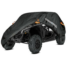 Utility Vehicle Storage Cover Waterproof For Can-Am Maverick X3 R XDS XMR Turbo