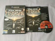 Juego Nintendo Gamecube Star Wars Rogue Leader .Completo!