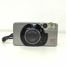 Canon Sure Shot 105 Zoom Date SAF Grey Battery Operated Camera*Not Tested #305