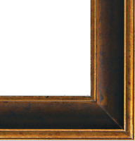 """5"""" fancy Gold Oil Painting Wood Picture Frame 40G"""