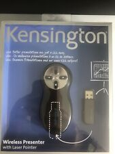 Kensington K33374USB Wireless Presenter with Red Laser
