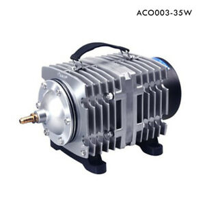 220V 65L/Min Aquarium Air Pump Electromagnetic Air Compressor Oxygen Pump BE