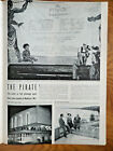 1942 Article Theater Ad The Pirate The Lunts in Full Plumage Open Madison WI