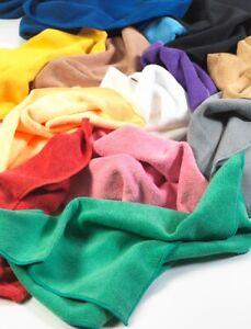 Microfibre cloths 40x40cm. Premium quality 300gsm. Many uses - Saver pack of 10