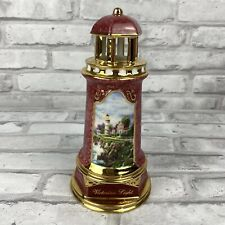 Thomas Kinkade Painter of Light Victorian Light Lighthouse 2004 Tested Works