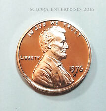 1976-D LINCOLN LINCOLN MEMORIAL CENT #12