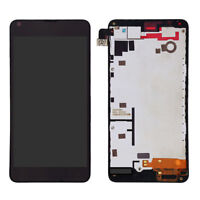 For Nokia Lumia640 replacement LCD Display Touch Screen Digitizer with Frame new
