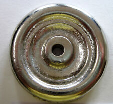 """Replacement cast metal disc wheel for  Arcade vehicle 1 3/4 """""""