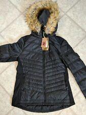 Celsius Premium Vegan Fur Jacket Women's XL