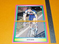 N°103-104 GIANNI BUGNO MERLIN GIRO D'ITALIA CICLISMO 1995 CYCLISME PANINI TOUR