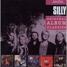 """SILLY """"ORIGINAL ALBUM CLASSICS"""" 5 CD NEUWARE"""