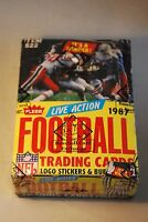 1987 Fleer Football Wax Pack Box 36 Packs in Box Mint  BBCE  Authentic PSA ?