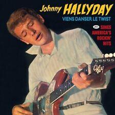 Johnny Hallyday - Viens Danser Le Twist / Sings America's Rockin Hits [New CD] B